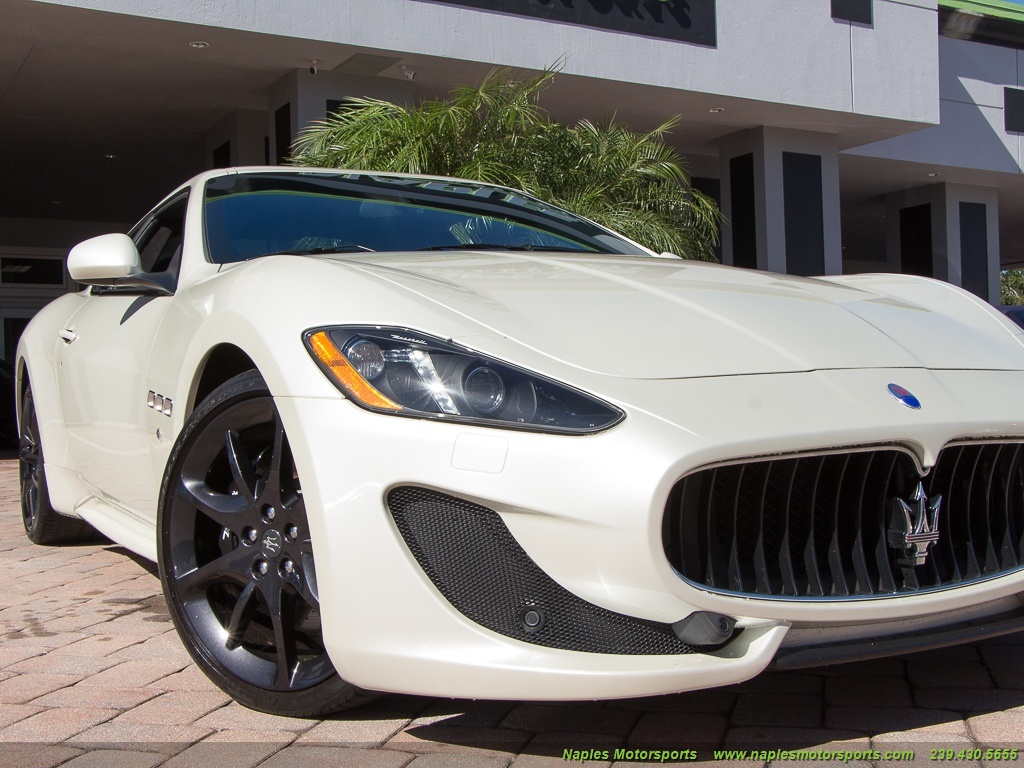 2013 Maserati Gran Turismo Coupe Sport - Photo 29 - Naples, FL 34104