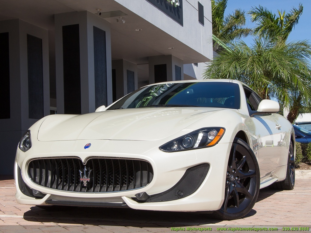 2013 Maserati Gran Turismo Coupe Sport - Photo 37 - Naples, FL 34104