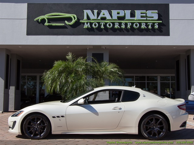 2013 Maserati Gran Turismo Coupe Sport - Photo 4 - Naples, FL 34104