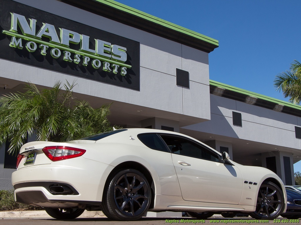 2013 Maserati Gran Turismo Coupe Sport - Photo 6 - Naples, FL 34104