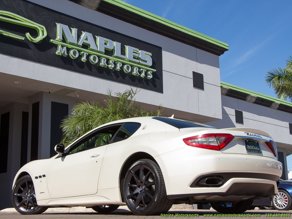 2013 Maserati Gran Turismo Coupe Sport - Photo 33 - Naples, FL 34104