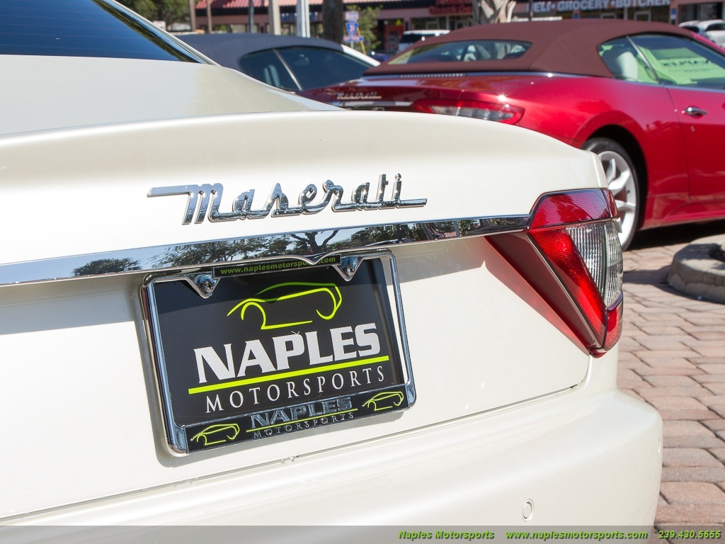 2013 Maserati Gran Turismo Coupe Sport - Photo 20 - Naples, FL 34104