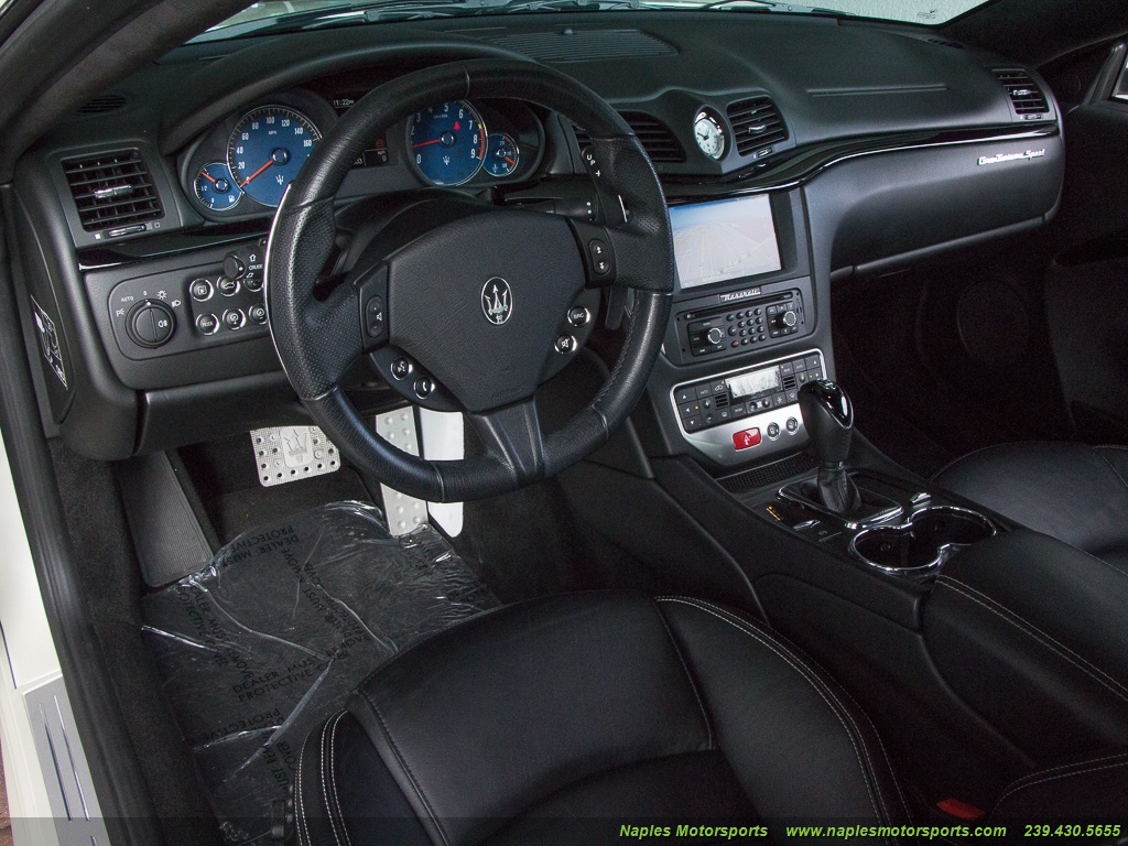 2013 Maserati Gran Turismo Coupe Sport - Photo 12 - Naples, FL 34104