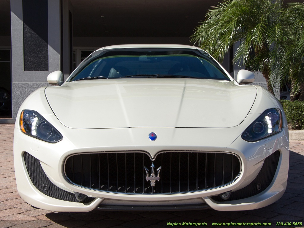 2013 Maserati Gran Turismo Coupe Sport - Photo 26 - Naples, FL 34104