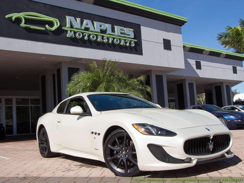 2013 Maserati Gran Turismo Coupe Sport - Photo 28 - Naples, FL 34104
