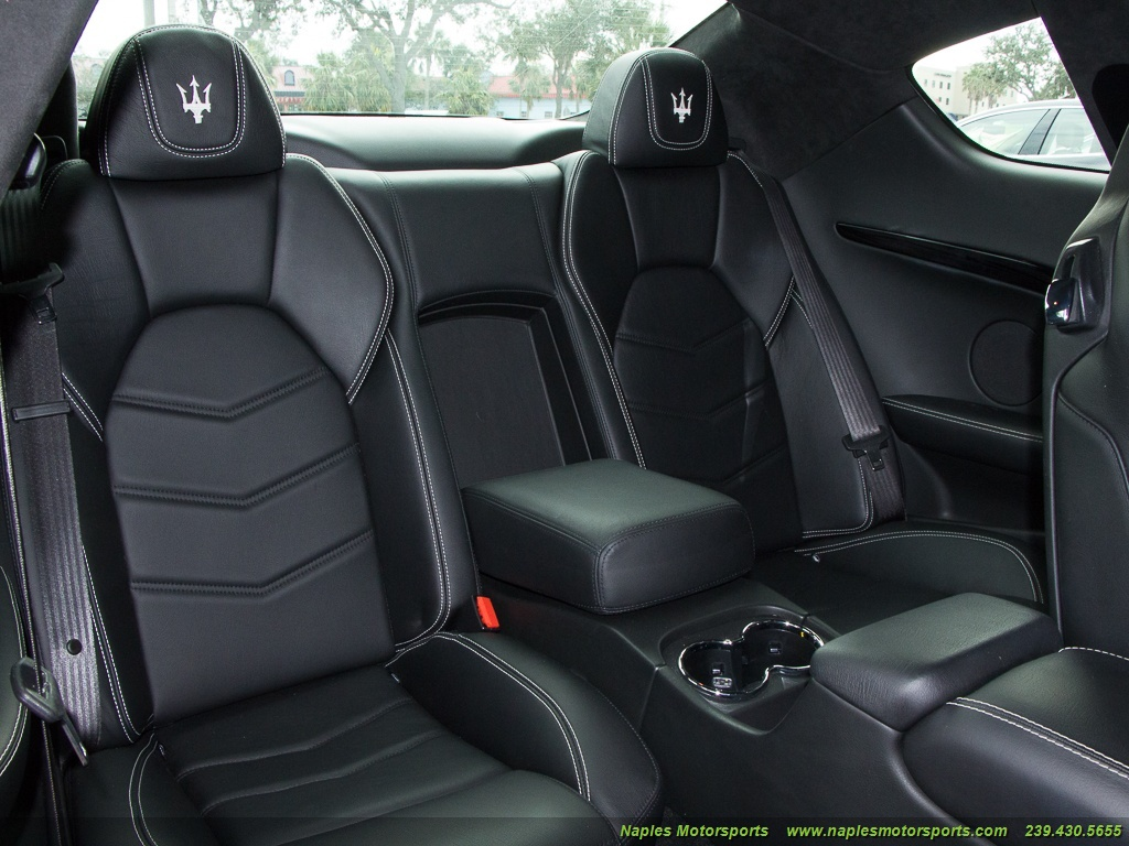 2013 Maserati Gran Turismo Coupe Sport - Photo 24 - Naples, FL 34104