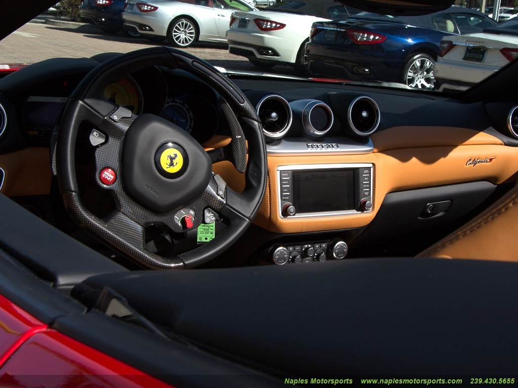 2016 Ferrari California T - Photo 16 - Naples, FL 34104