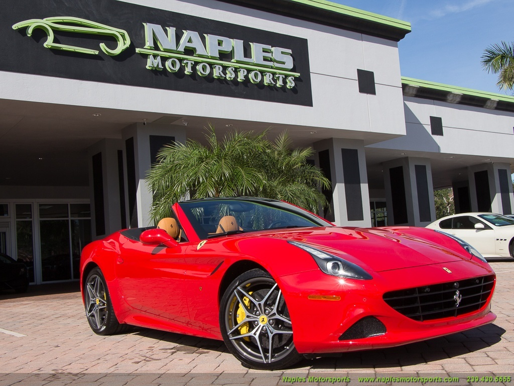 2016 Ferrari California T - Photo 35 - Naples, FL 34104