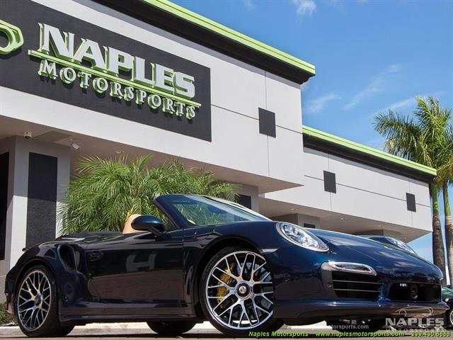 2015 Porsche 911 Turbo S - Photo 3 - Naples, FL 34104