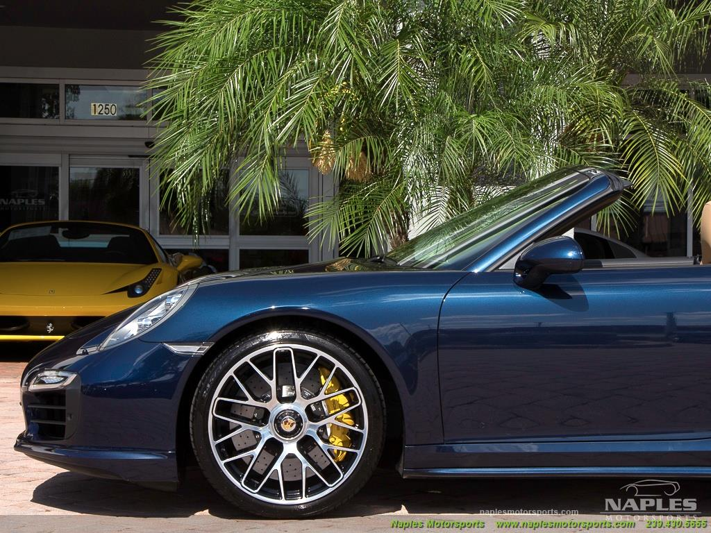 2015 Porsche 911 Turbo S - Photo 26 - Naples, FL 34104
