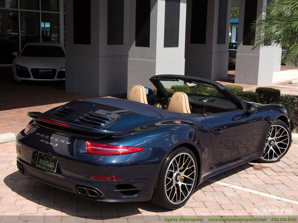 2015 Porsche 911 Turbo S - Photo 51 - Naples, FL 34104
