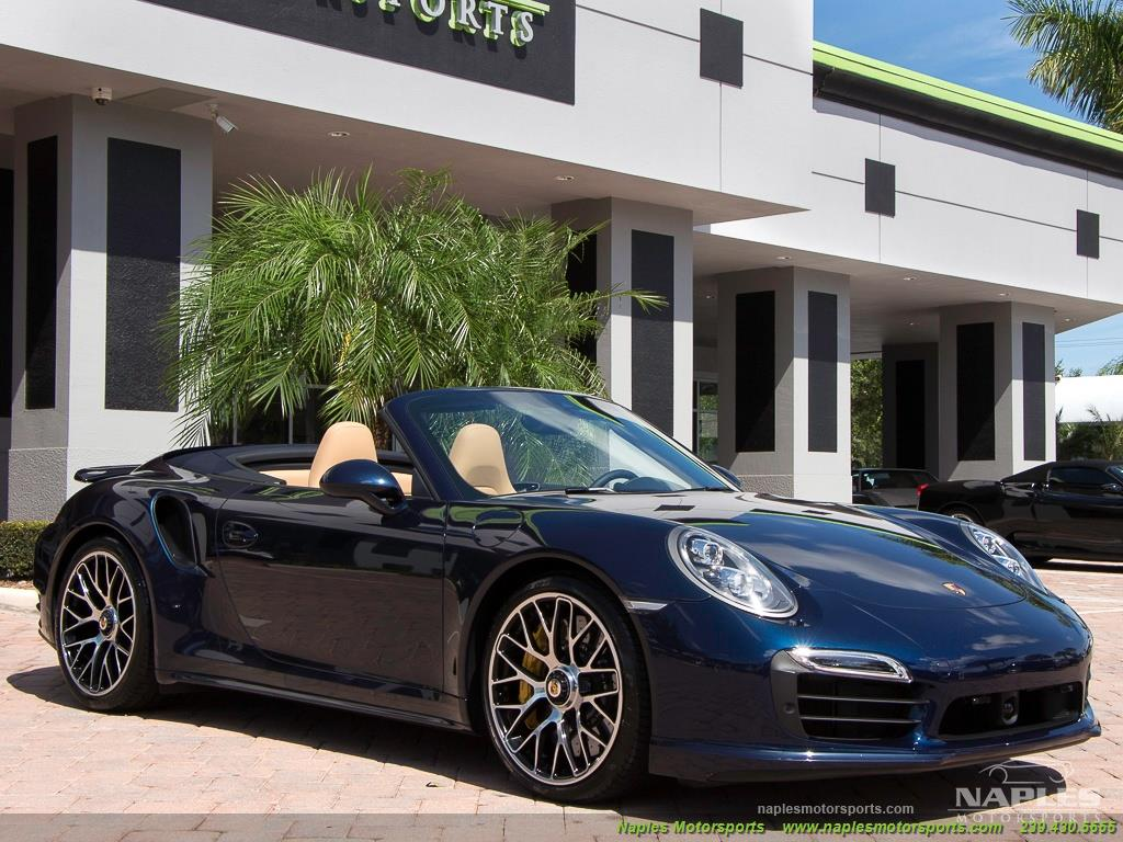 2015 Porsche 911 Turbo S - Photo 19 - Naples, FL 34104