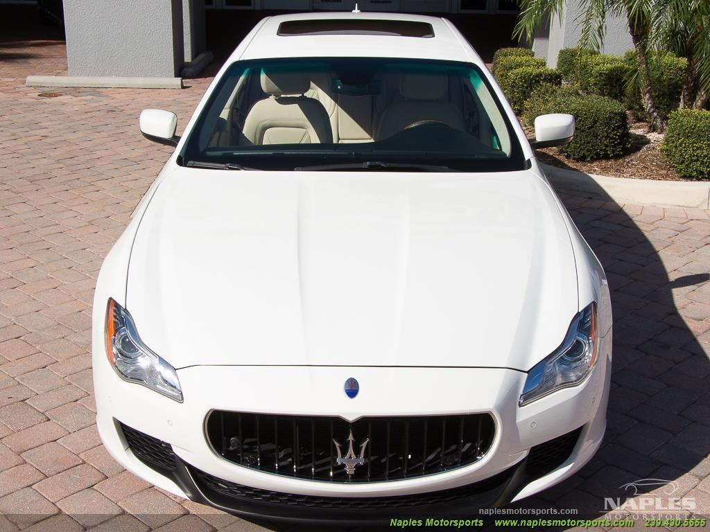 2014 Maserati Quattroporte S Q4 - Photo 34 - Naples, FL 34104