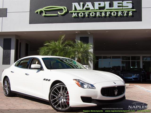 2014 Maserati Quattroporte S Q4 - Photo 4 - Naples, FL 34104