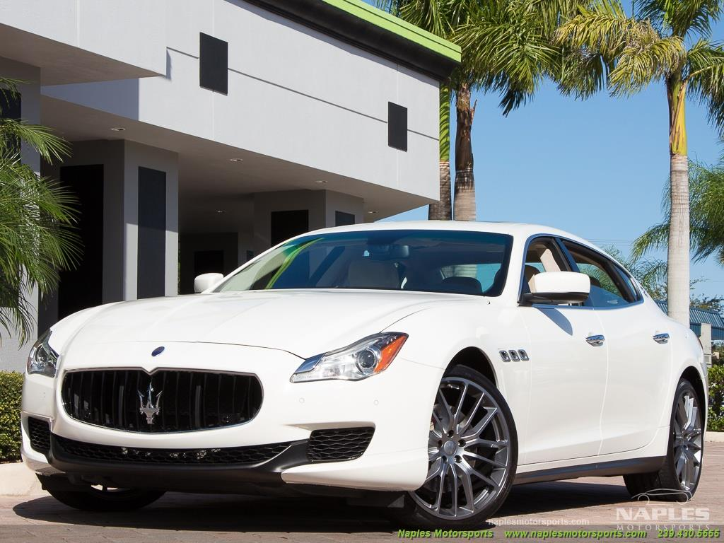 2014 Maserati Quattroporte S Q4 - Photo 11 - Naples, FL 34104
