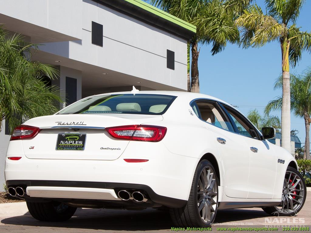 2014 Maserati Quattroporte S Q4 - Photo 30 - Naples, FL 34104
