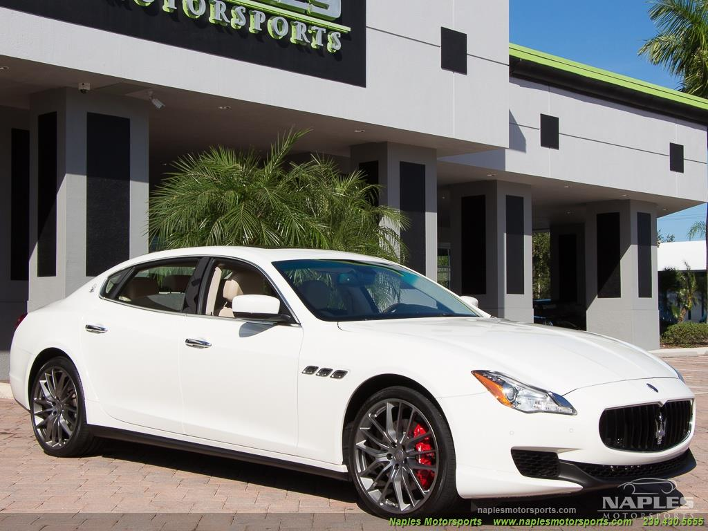 2014 Maserati Quattroporte S Q4 - Photo 37 - Naples, FL 34104