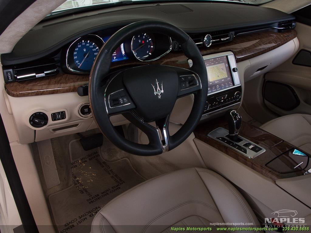 2014 Maserati Quattroporte S Q4 - Photo 20 - Naples, FL 34104
