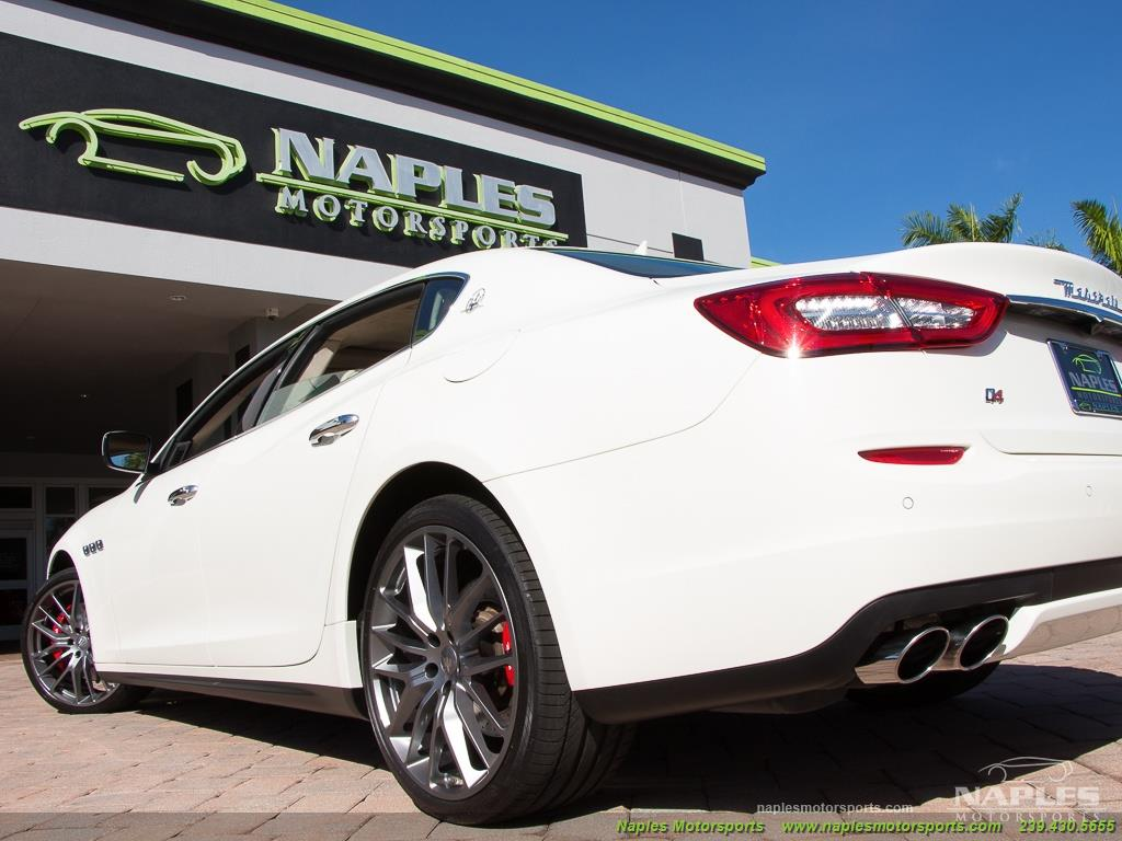 2014 Maserati Quattroporte S Q4 - Photo 47 - Naples, FL 34104
