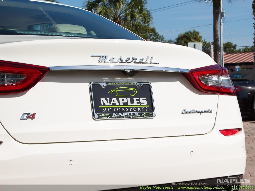 2014 Maserati Quattroporte S Q4 - Photo 54 - Naples, FL 34104