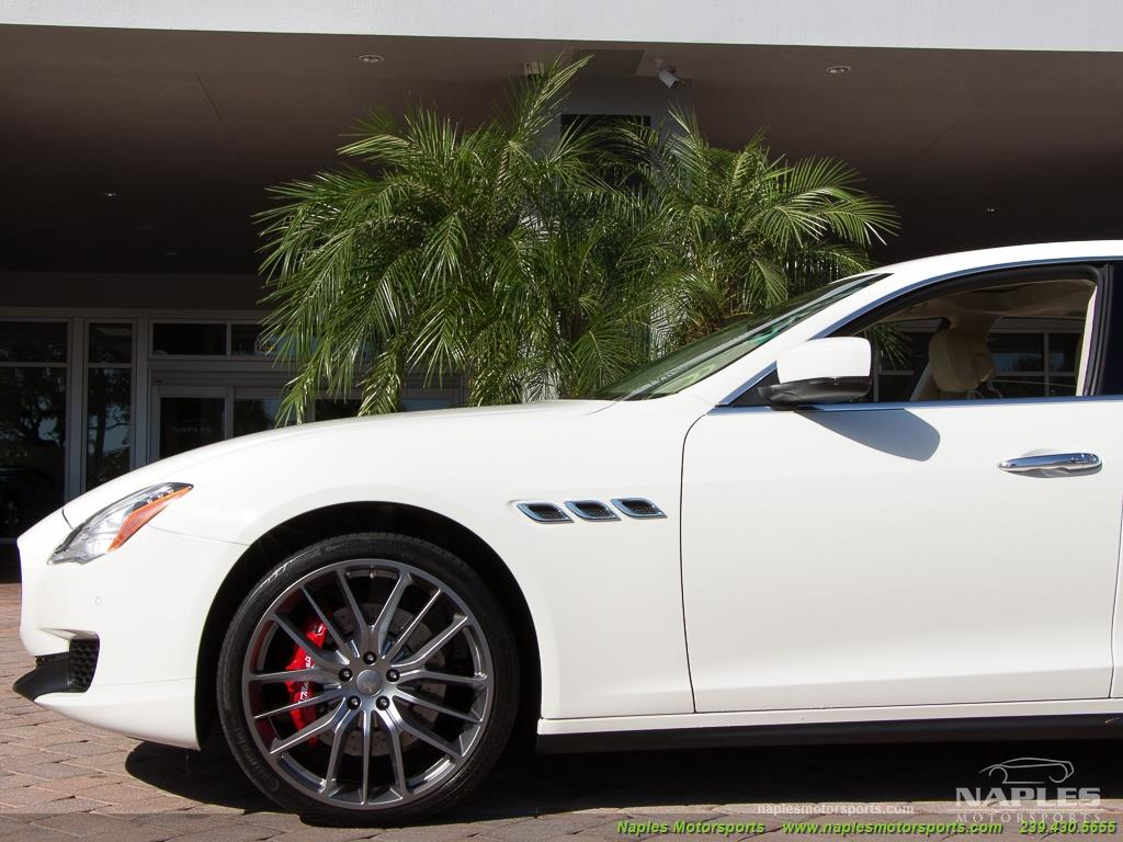 2014 Maserati Quattroporte S Q4 - Photo 14 - Naples, FL 34104