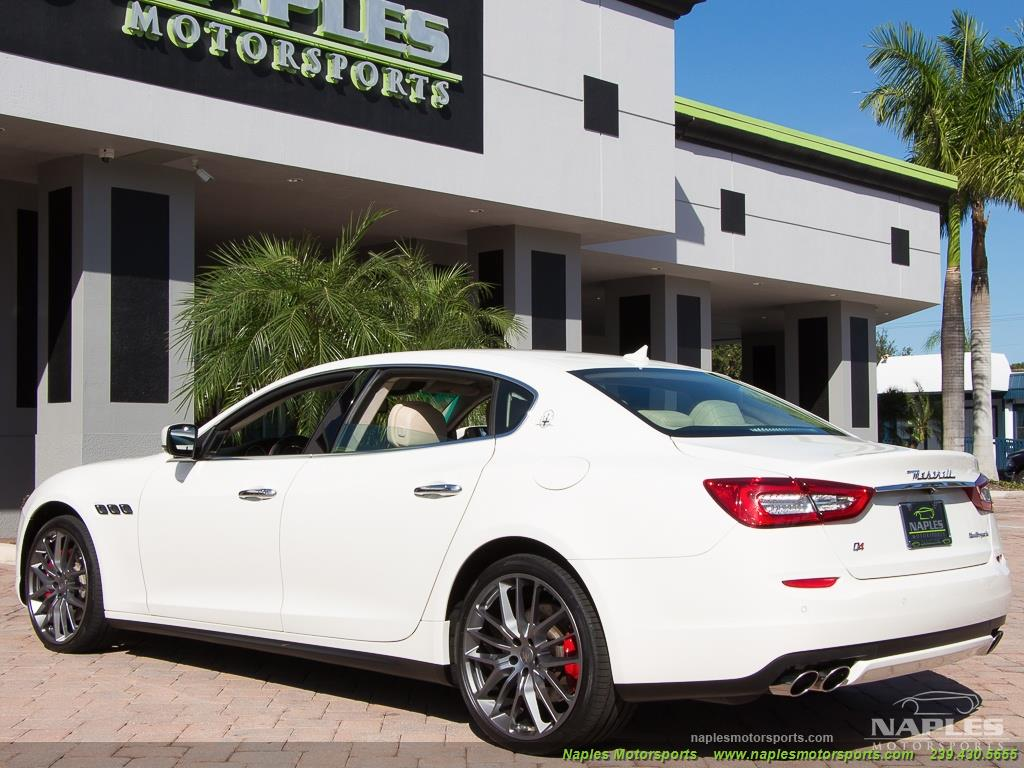 2014 Maserati Quattroporte S Q4 - Photo 44 - Naples, FL 34104