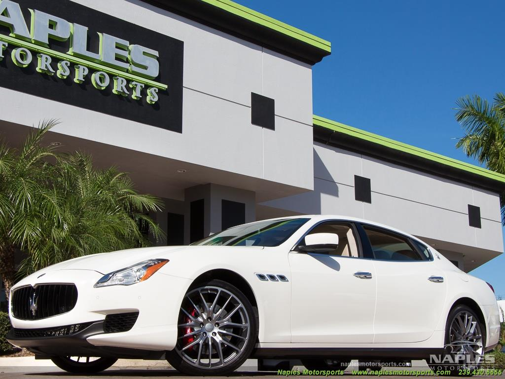 2014 Maserati Quattroporte S Q4 - Photo 7 - Naples, FL 34104