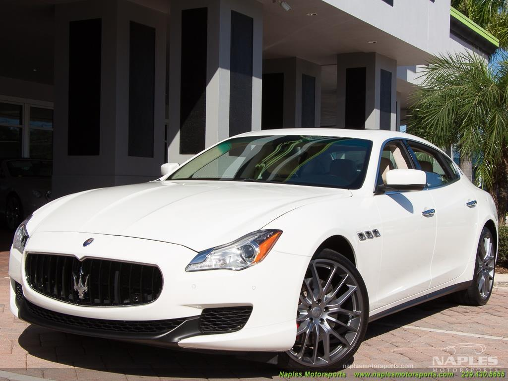 2014 Maserati Quattroporte S Q4 - Photo 49 - Naples, FL 34104