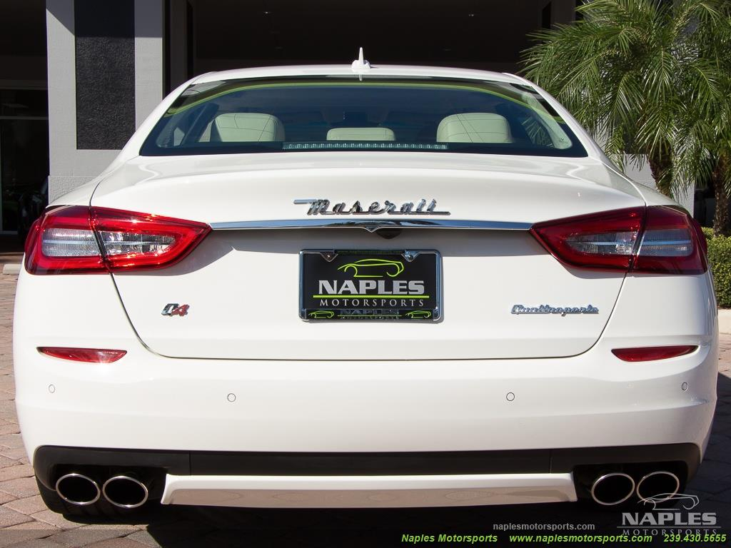 2014 Maserati Quattroporte S Q4 - Photo 42 - Naples, FL 34104