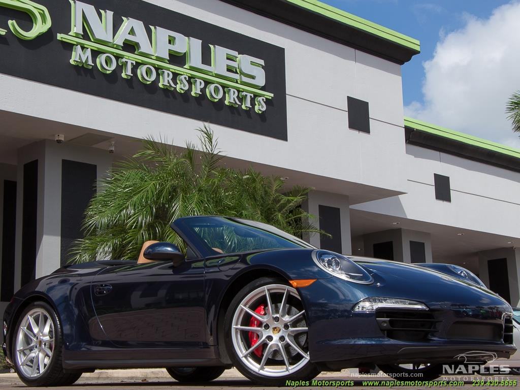 2015 Porsche 911 Carrera 4S - Photo 36 - Naples, FL 34104