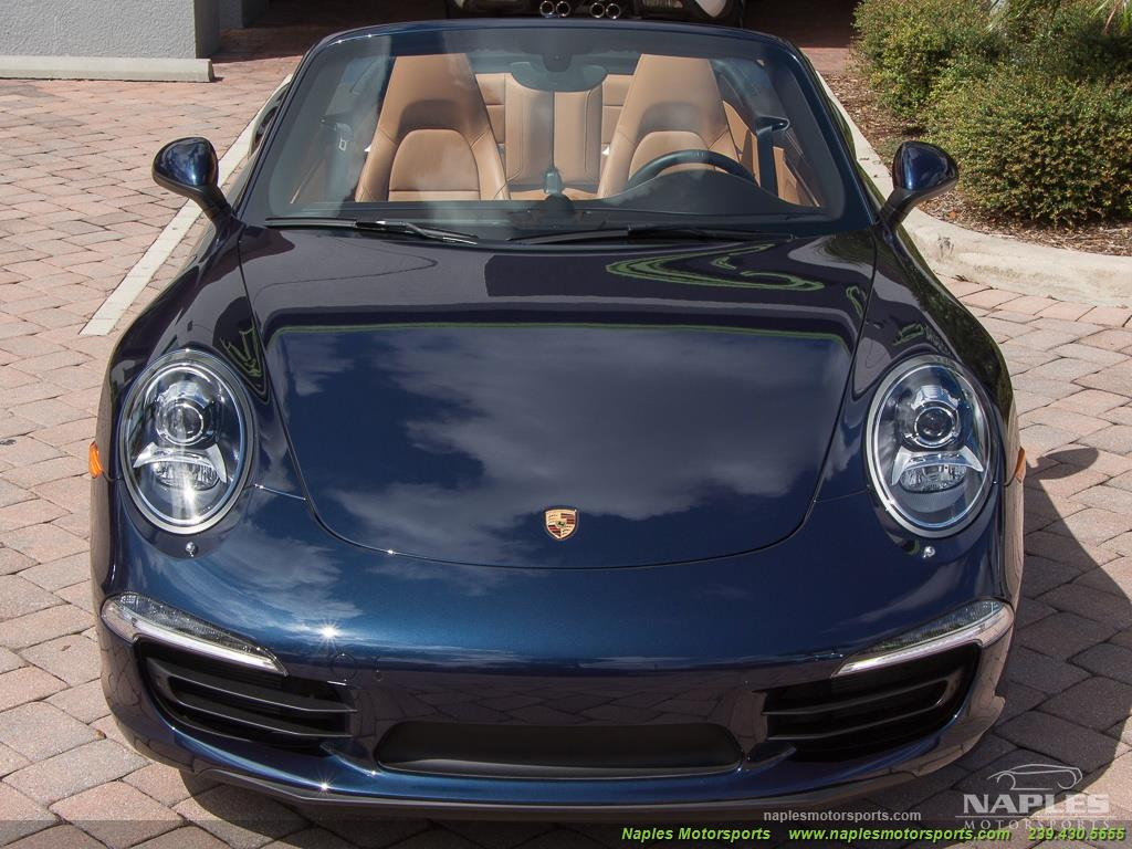 2015 Porsche 911 Carrera 4S - Photo 35 - Naples, FL 34104