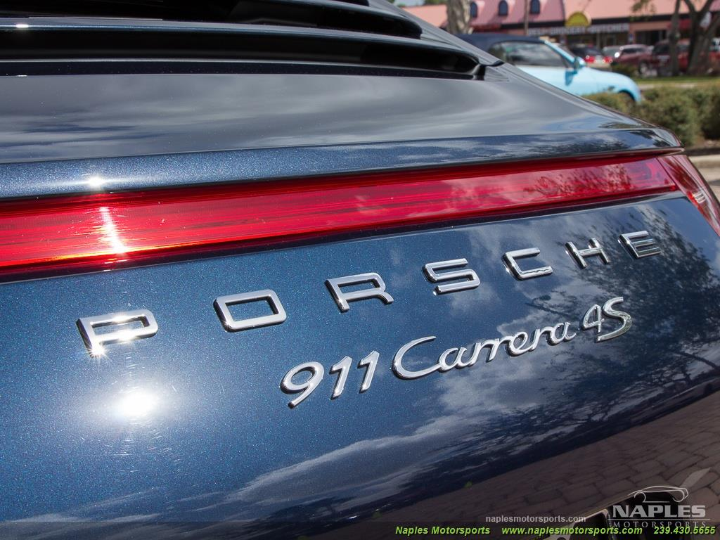2015 Porsche 911 Carrera 4S - Photo 24 - Naples, FL 34104