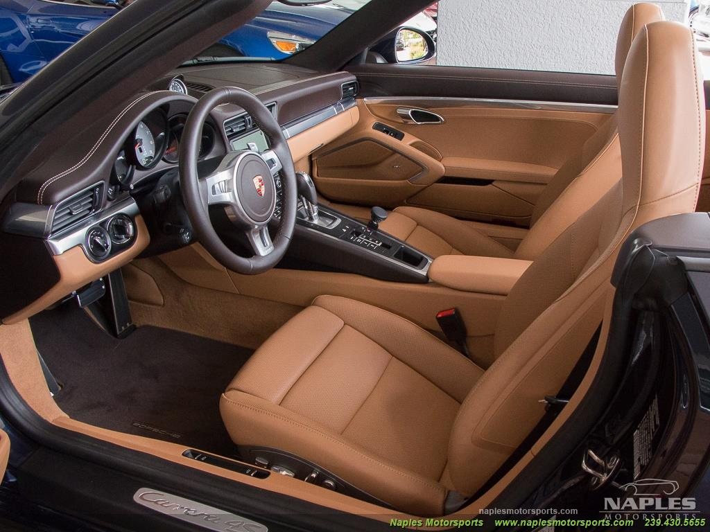 2015 Porsche 911 Carrera 4S - Photo 12 - Naples, FL 34104