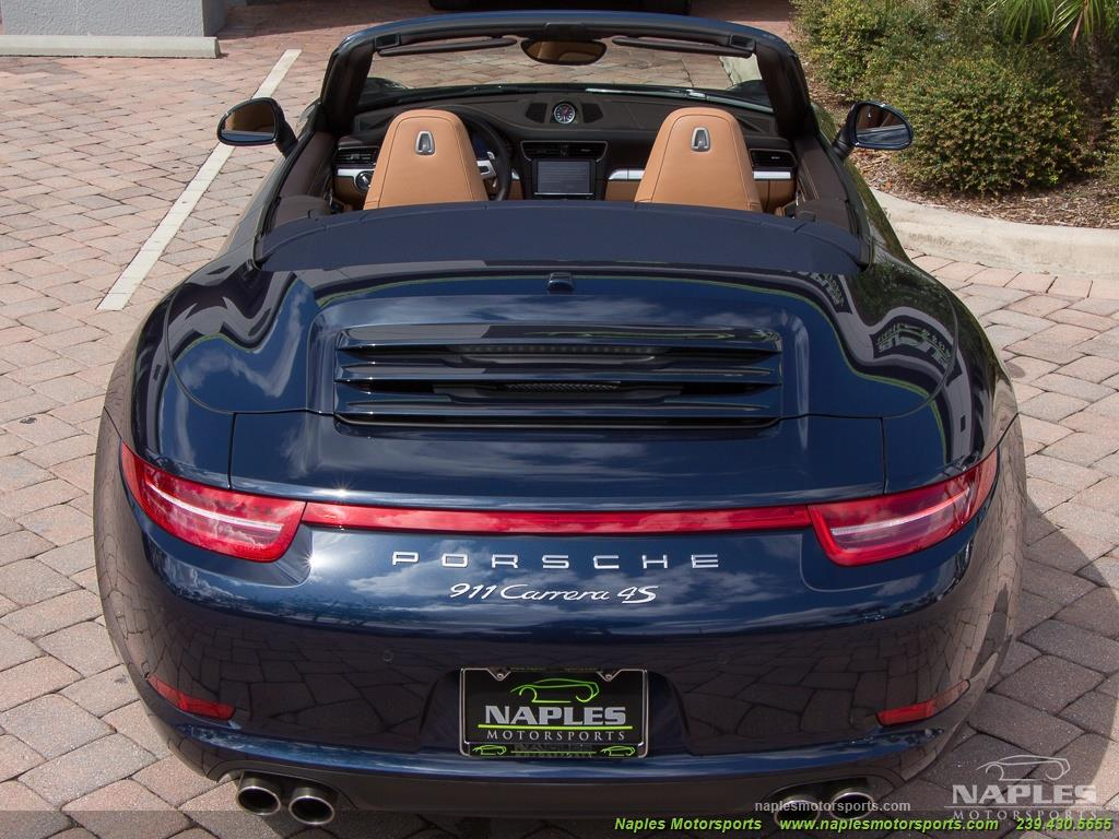 2015 Porsche 911 Carrera 4S - Photo 41 - Naples, FL 34104