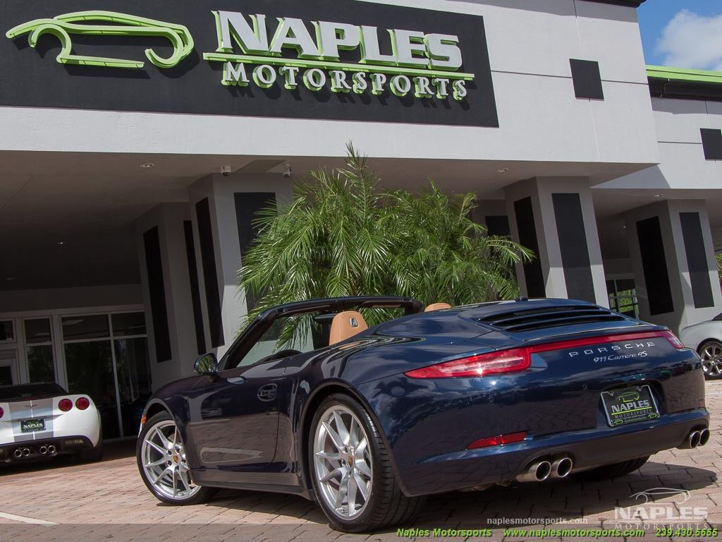 2015 Porsche 911 Carrera 4S - Photo 45 - Naples, FL 34104