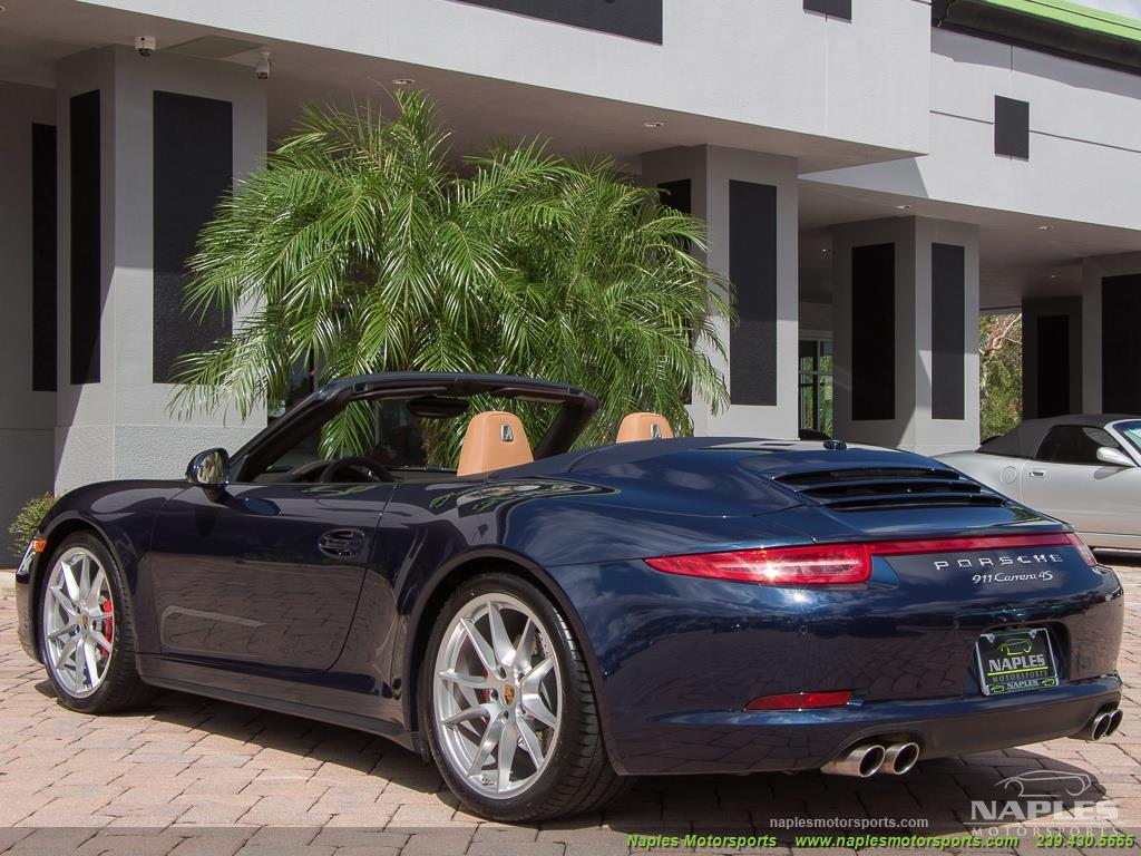2015 Porsche 911 Carrera 4S - Photo 43 - Naples, FL 34104