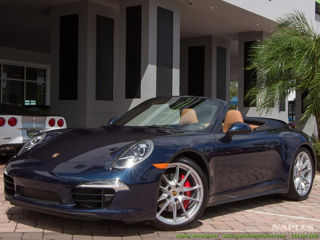 2015 Porsche 911 Carrera 4S - Photo 48 - Naples, FL 34104