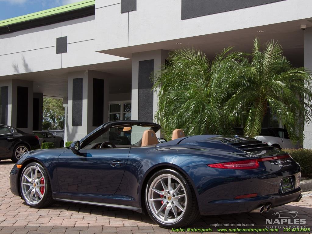 2015 Porsche 911 Carrera 4S - Photo 18 - Naples, FL 34104