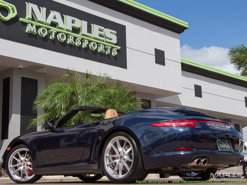 2015 Porsche 911 Carrera 4S - Photo 44 - Naples, FL 34104