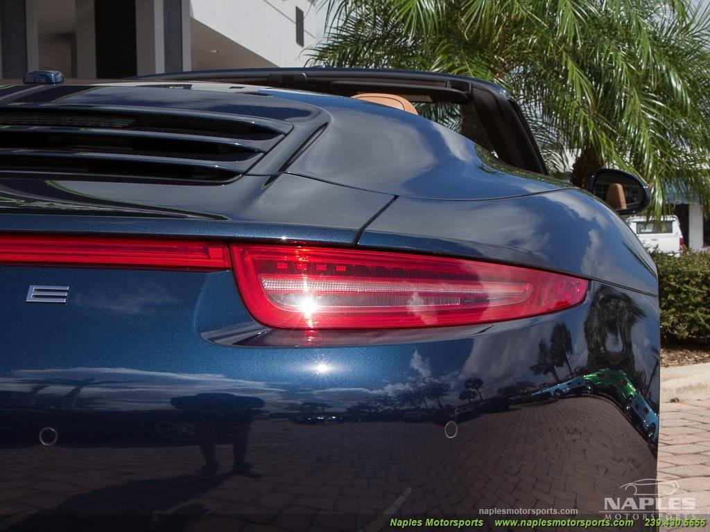 2015 Porsche 911 Carrera 4S - Photo 53 - Naples, FL 34104