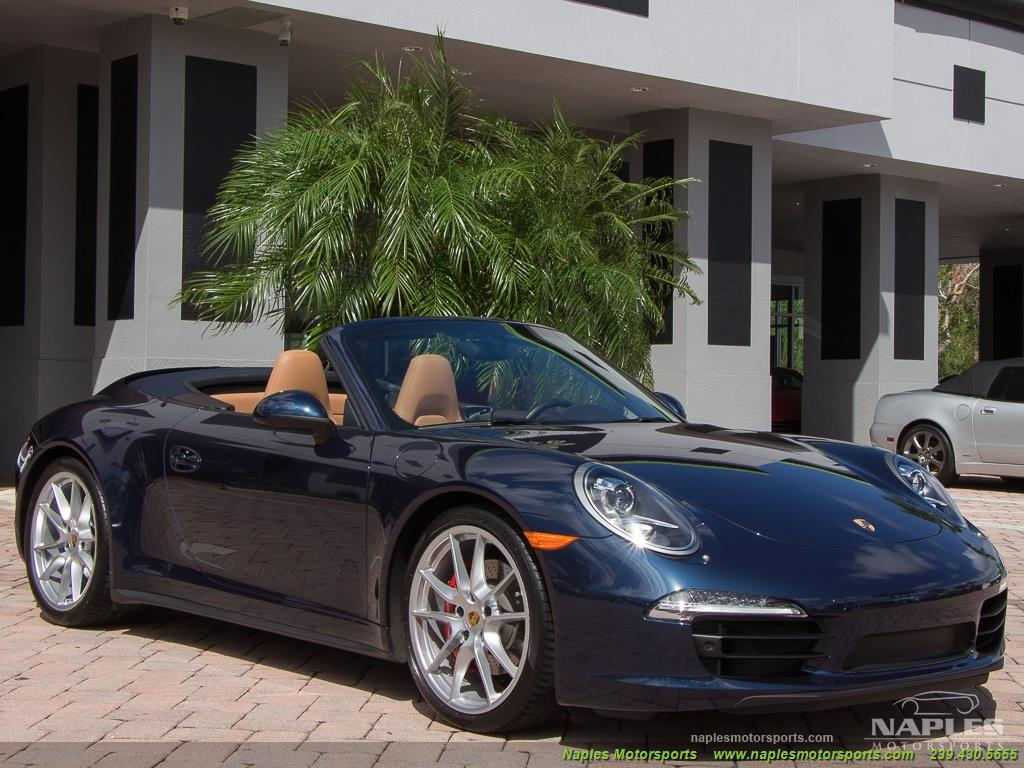 2015 Porsche 911 Carrera 4S - Photo 14 - Naples, FL 34104