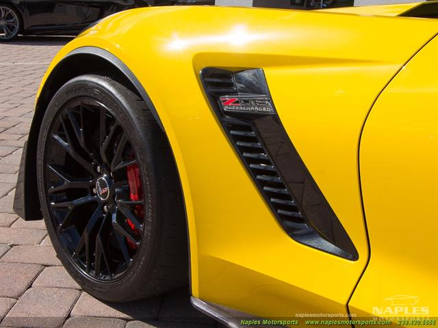 2015 Chevrolet Corvette Z06 - Photo 3 - Naples, FL 34104
