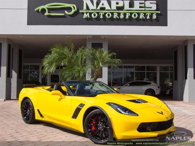 2015 Chevrolet Corvette Z06 - Photo 1 - Naples, FL 34104