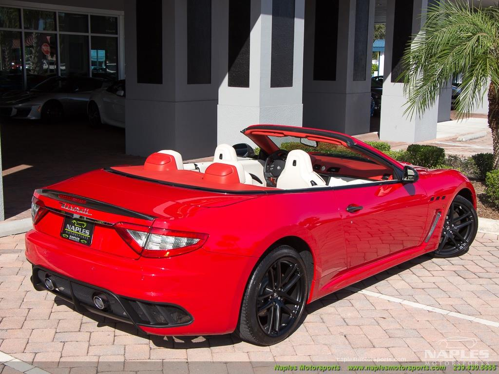 2014 Maserati Gran Turismo MC Stradale Convertible - Photo 45 - Naples, FL 34104