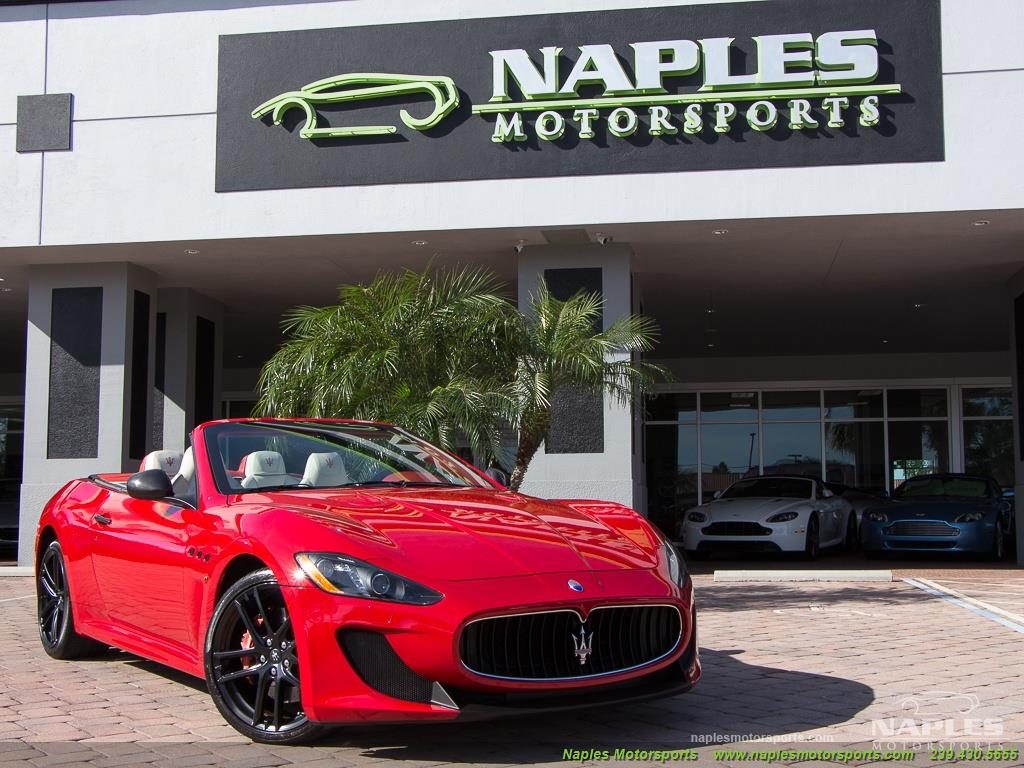 2014 Maserati Gran Turismo MC Stradale Convertible - Photo 48 - Naples, FL 34104