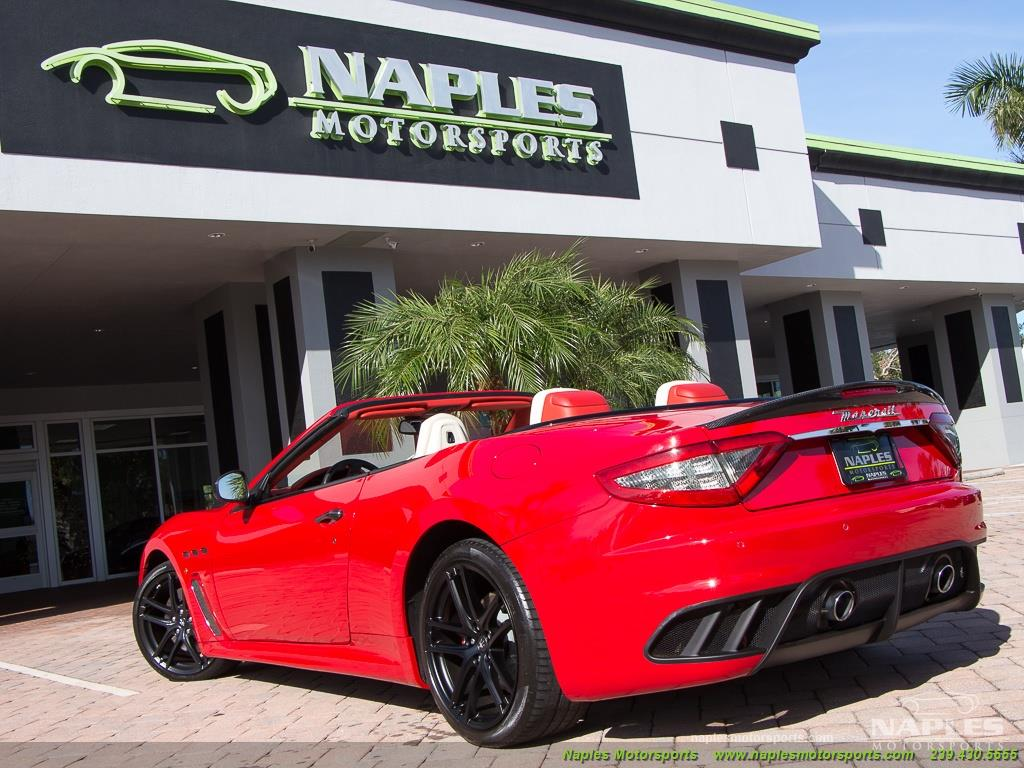 2014 Maserati Gran Turismo MC Stradale Convertible - Photo 39 - Naples, FL 34104