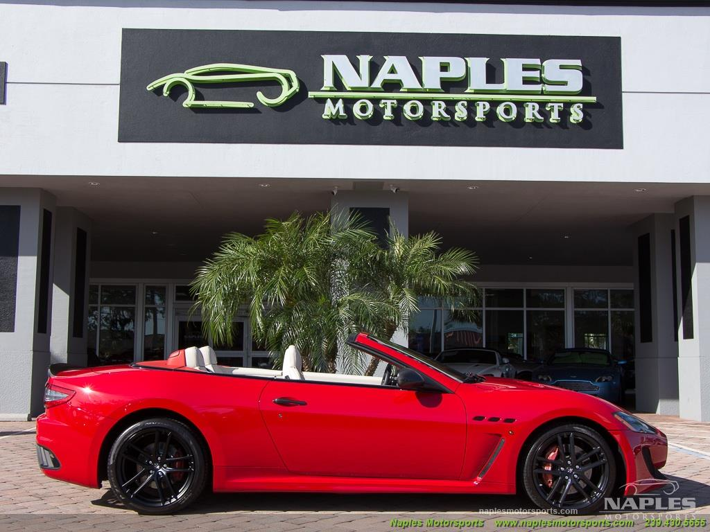 2014 Maserati Gran Turismo MC Stradale Convertible - Photo 24 - Naples, FL 34104