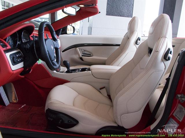 2014 Maserati Gran Turismo MC Stradale Convertible - Photo 2 - Naples, FL 34104
