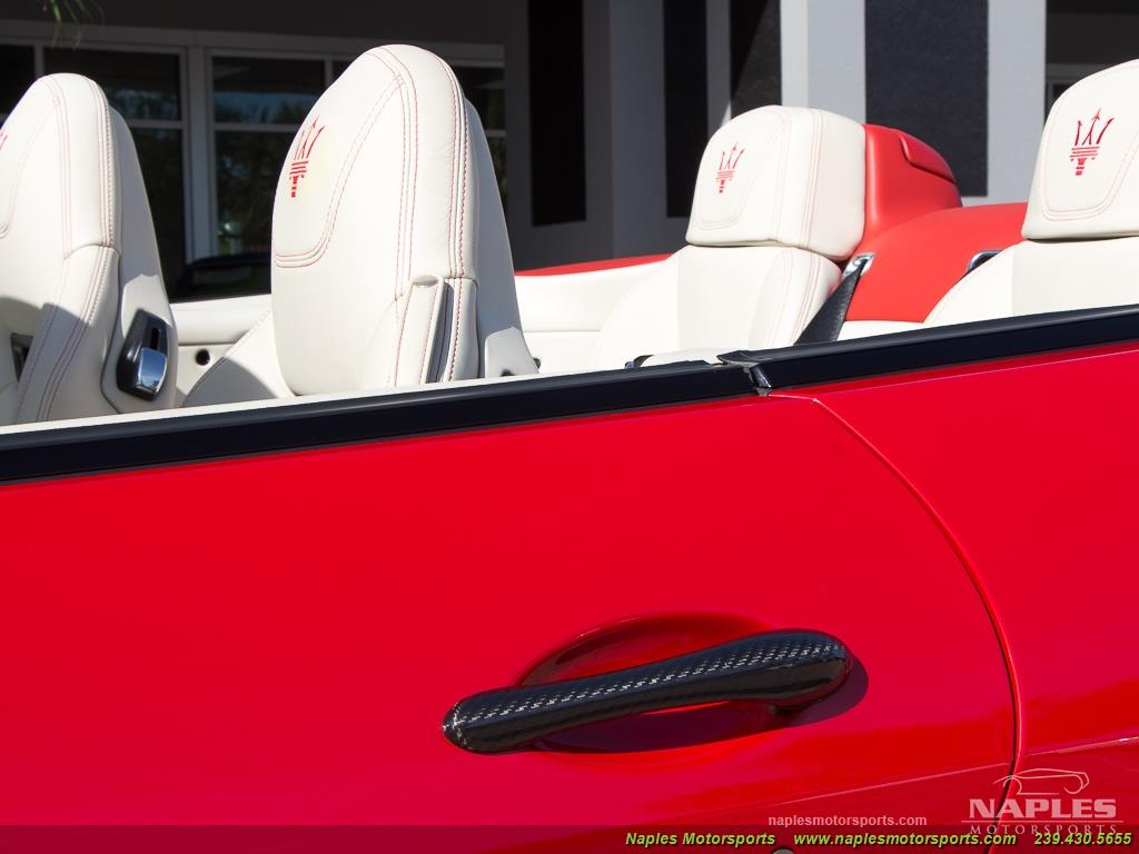 2014 Maserati Gran Turismo MC Stradale Convertible - Photo 15 - Naples, FL 34104