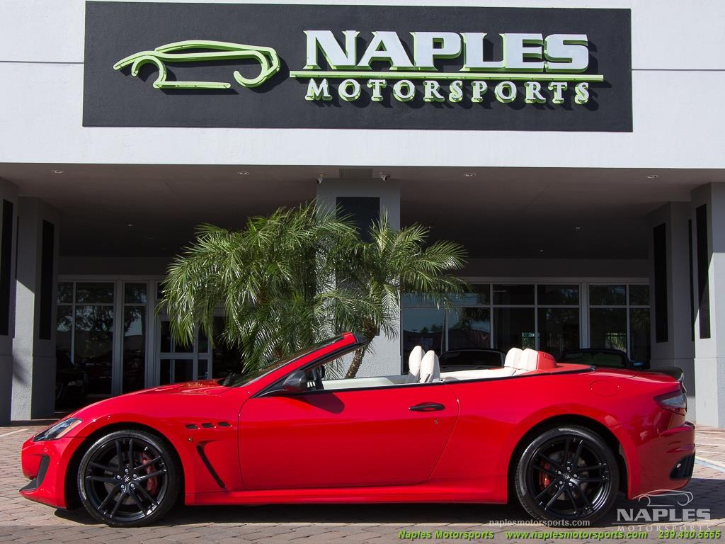 2014 Maserati Gran Turismo MC Stradale Convertible - Photo 13 - Naples, FL 34104